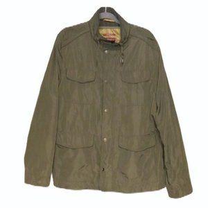 Merona Army Green Jacket Large
